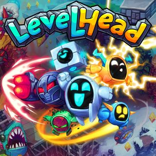 Boxart for the Butterscotch Shenanigans game Levelhead
