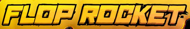 Flop Rocket Logo