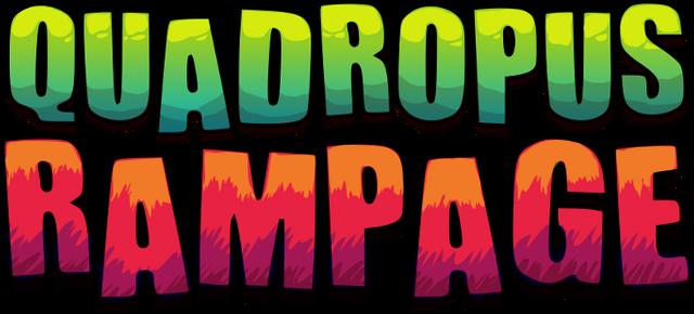 Quadropus Rampage Logo