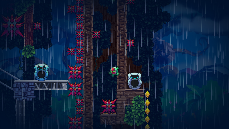 Levelhead ameplay screenshot featuring the TipTow powerup