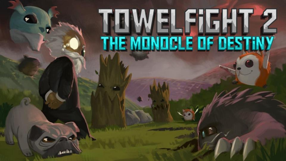 towelfight 2 box art