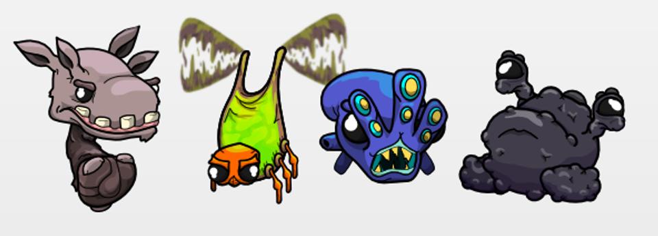 crashlands creatures
