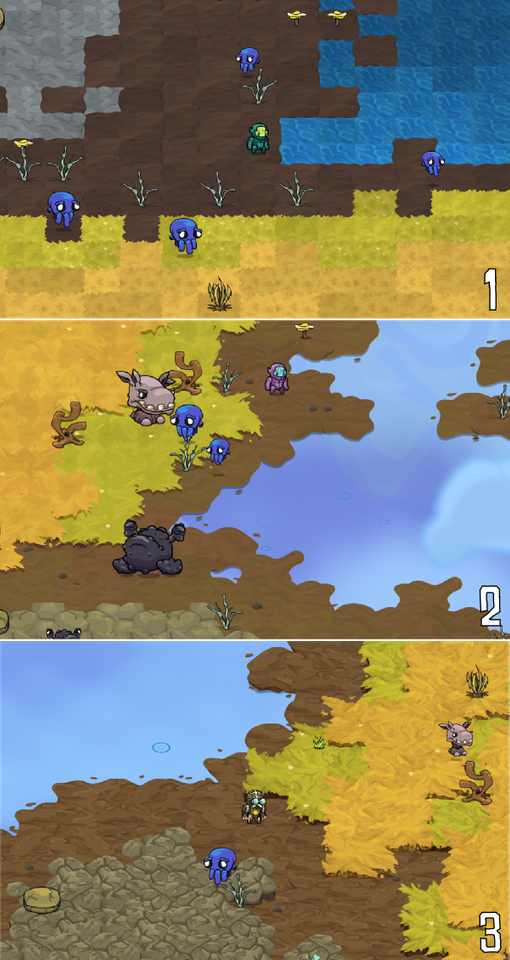 environment progression