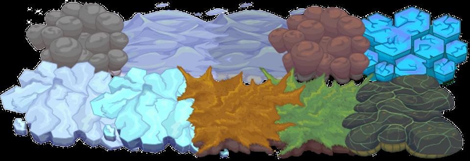 ground types